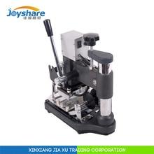 NEW manual paper hot foil stamping machine