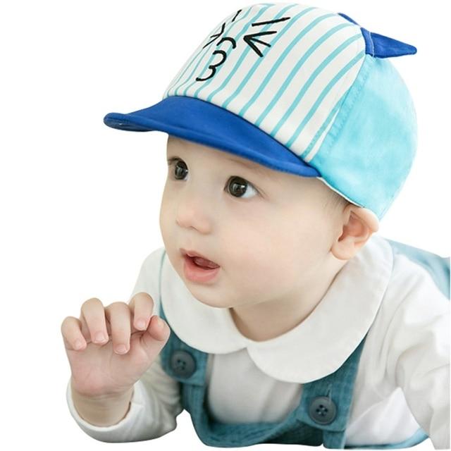 2017 Fashion Toddler Kids Infant Sun Cotton Blend Cap Summer Cute Baby  Girls Boys Sun Lovely Beach Hat f8500b57b08a