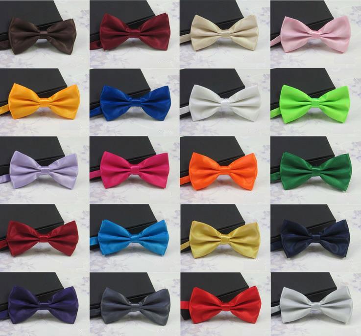Red Pre Tied Bow Tie Regal Scroll Patterned Tuxedo Wedding Prom Groom Dance