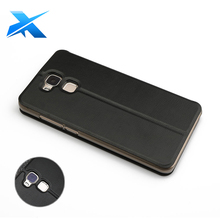 ocube Doogee Y6 Luxury Leather Case Stand Flip PU Leather Cover Case For Doogee Y6 5.5″ SmartPhone
