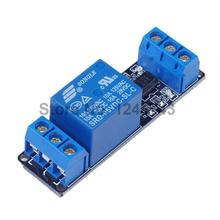 1PCS 1 Channel Isolated 5V Relay Module Coupling For Arduino PIC AVR DSP ARM Free Shipping