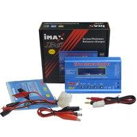 Dc баланс Зарядное устройство разрядник IMAX B6 80 Вт с зарядный кабель Наборы для ухода за кожей XT60 разъем Большой/мини tamiya Деканы подключить до...