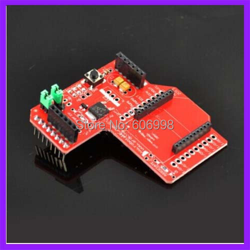 5pcs/lot XBee Zigbee Wireless Data Transmission Module Expansion