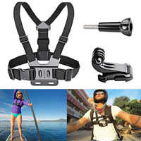 Body Strap Belt Mount Harness For GoPro HD Hero 2 3 3+ 4 Camera