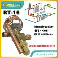RT-16 TEV führenden funktion ist zu reduzieren die druck der kältemittel aus die kondensator zu die verdampfer druck