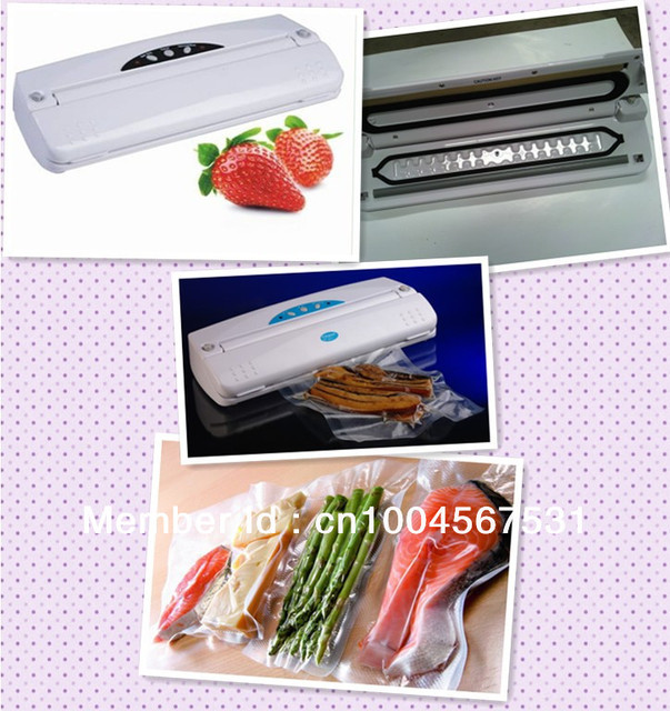 Brand new Professional Household vacuum food sealer with CE,CB,CETL,SAA certificate,Vacuum food save Promotion gifts