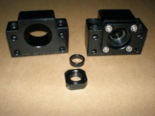 ФОТО New 1 set ( BK25/BF25 ) Ball Screw End Support bearings
