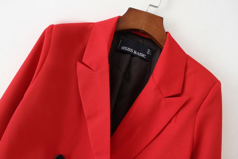 Red Blazer 14