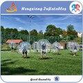 Envío libre! 1.5 M 1.0mm TPU bola burbuja de fútbol, bola de parachoques, bola burbuja de fútbol a la venta, traje de bola de hámster humano