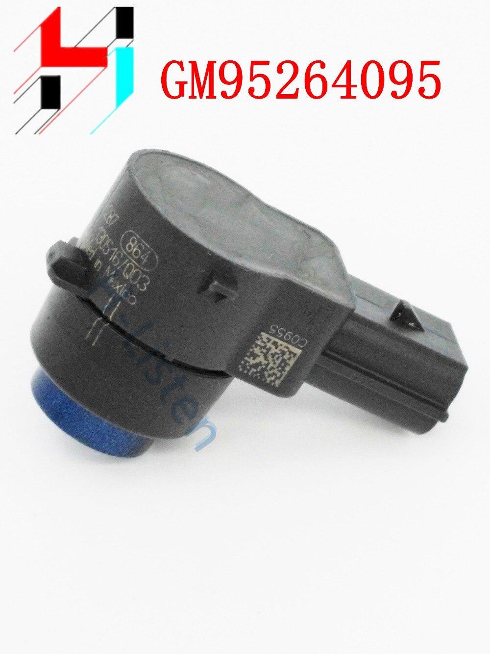 329af2c3a25e1 (4 PCS) 95264095 Original Auto Parts Sensor de Estacionamento Sensor de  Estacionamento PDC Distância OE  0263023287