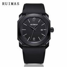 Fashion Sport Men's Watch Casual Creative Quartz Men Waterproof Watches Male Wrist Hublo Watch RUIMAS Clock erkek kol saati стоимость