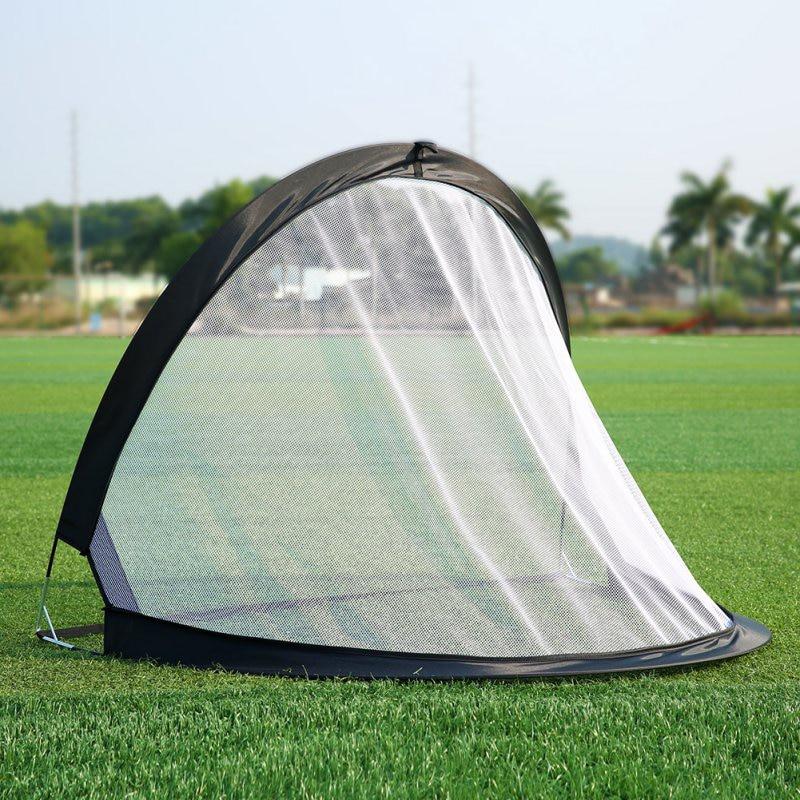 2 Pcs/Set Kids Soccer Goal Net Football Nets Mesh Football Accessories For Outdoor Football Training Practice Match Fitness Toys