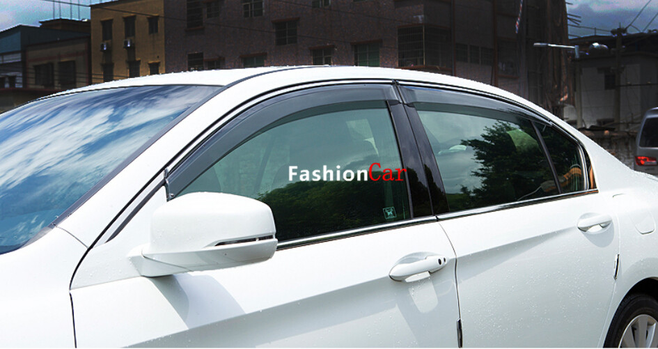 Online buy wholesale accord window visor from china accord for 2003 acura tl window visor