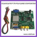 CGA,EGA,RGB TO VGA VIDEO GAME CONVERTER GBS8200