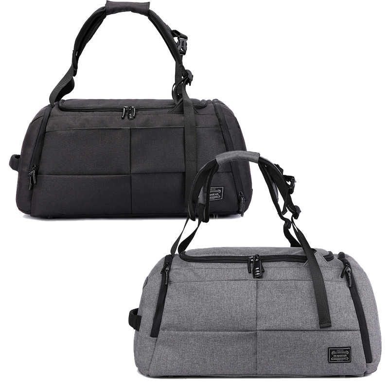 Spor çantası Çok fonksiyonlu erkek Spor Çantası Spor kadın spor çantası Dağcılık seyahat sırt çantası Çok fonksiyonlu Çanta