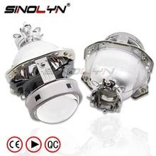G4 EVOX-R HID Bi-xenon Projector Lens For AUDI A6L C5 A8 A4 B6/BMW E39 X5 E53 Z4 E60/Ford Fiesta/Benz ML W163/Lancer EvoX-R/B6