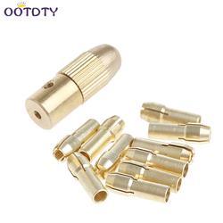2,3 мм + 0,5-3,2 мм 10 шт. Micro твист комплект ручной дрелью Чак электрический сверло ColletTwFi