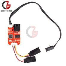 Mini FPV Điều Khiển Chuyến Bay N1 OSD Module DIY Bộ Cho DJI Naza V1 V2 Naza Lite GPS
