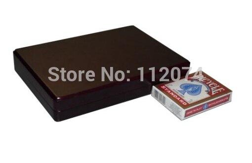 En bois luxe restauration larme carte Gimmick tours de magie Illusion scène magie Gimmick accessoires variés comédie pour magicien professionnel
