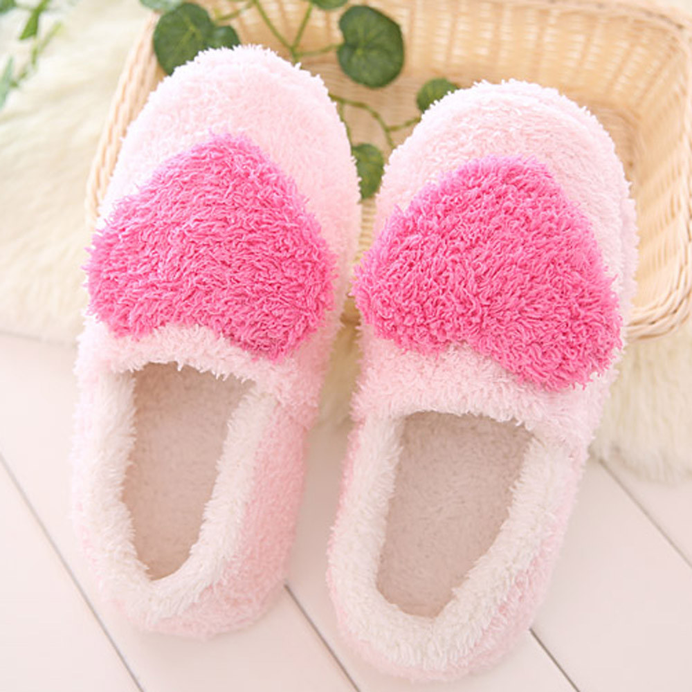 SAGACE  Women Winter Warm Soft Indoor Bowknot Cotton Slippers SIZE5-7 Lovely Ladies Home Floor Soft Women Indoor Girls SlippersSAGACE  Women Winter Warm Soft Indoor Bowknot Cotton Slippers SIZE5-7 Lovely Ladies Home Floor Soft Women Indoor Girls Slippers