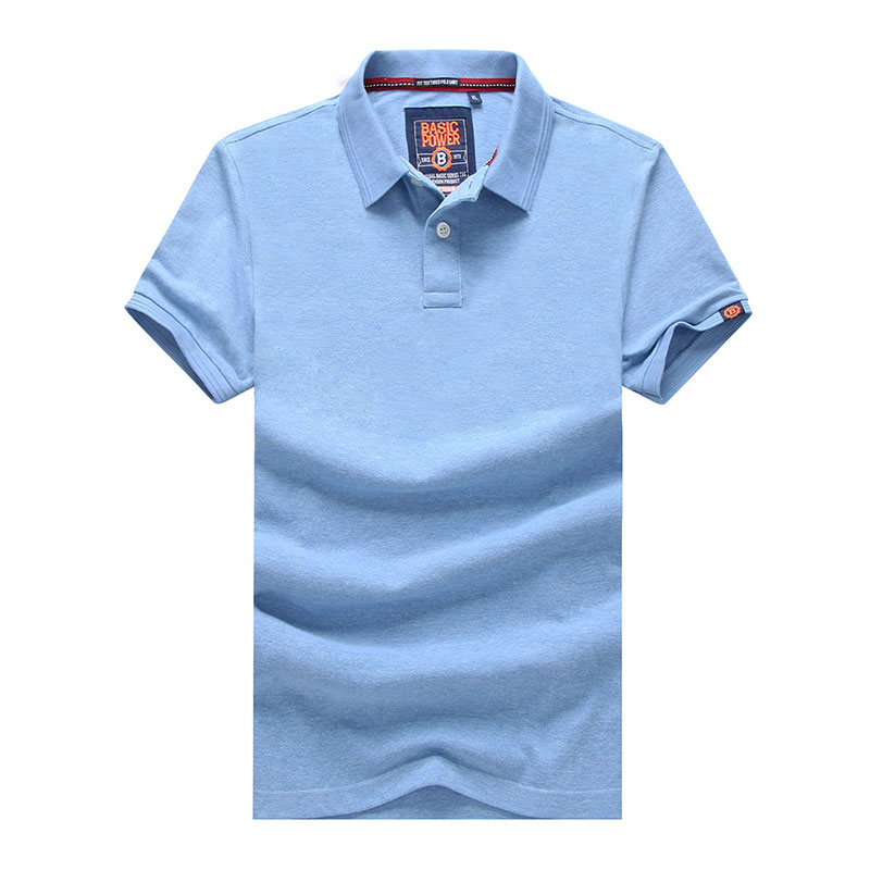 XXXL Summer Men's Solid Color Cotton Polo Shirts Brand Fitness Tops Tees Short Sleeve Shirts Casual Wine Red Men Polo Shirts (38)