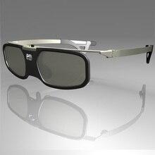 1 ШТ. Bluetooth активных затвора 3D очки с миопией клип для Samsung Sony LG 3D TV EPSON проектор TW5200/5210/5300/5350/TW6510C