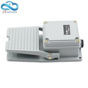 Image 5 - Pedaal schakelaar lt 3 pedaal schakelaar machine tool accessoires AC 380 v 10a