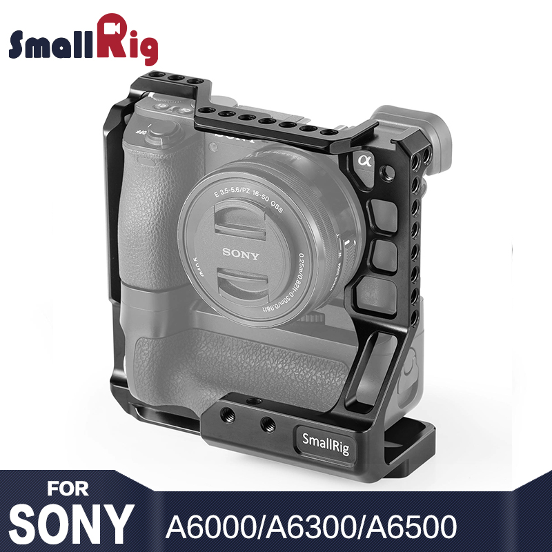 SmallRig A6000 Cage Kit DSLR Camera Cage for Sony A6000/A630
