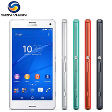 "Original  Sony Xperia Z3 Compact D5803 GSM 4G LTE Android Cell Phone Quad-Core 2GB RAM 16GB ROM 4.6"" WIFI GPS 2600mAh Battery(China)"
