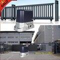Civil home Gate 500-1200 кг с брелоками управления автоматический Электрический раздвижной ворот открывалка двигатель Стандартный комплект опционал...