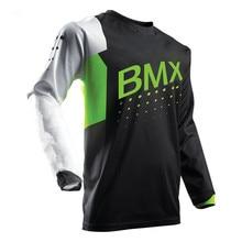 Man NEW Wholesale MOTO Motorcycle Jerseys Moto XC Mountain Bike Motocross Jersey BMX DH MTB T Shirt Clothes XS-5XL