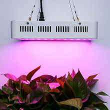 1pcs 1000w led grow light 100x10w with double chip 10w chip leds full spectrum led grow light Full Spectrum LED Grow Lights 1000W High Power Double Chip 10W for Medical Plants Veg and Flowering by HYBER GROW