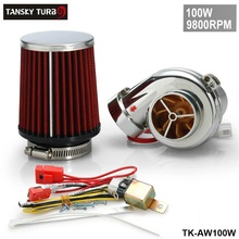 Tansky – H Q NEW MOTOR ELECTRICAL TURBOCHARGE 100W 9800RPM FOR PIT PRO / TUMPSTAR / ATV QUAD BIKE 125CC/500cc TK-AW100W