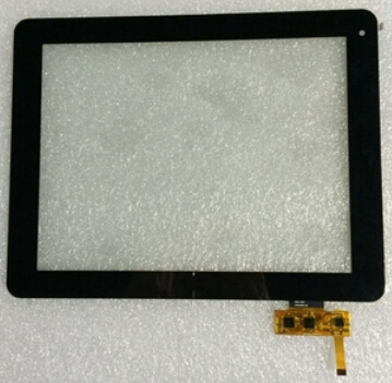 Original New 9.7 FPCA09700900-000 TRUST 3008-0037 touch screen digitizer glass touch panel Sensor Replacement Free Shipping witblue new touch screen for 9 7 archos 97 carbon tablet touch panel digitizer glass sensor replacement free shipping