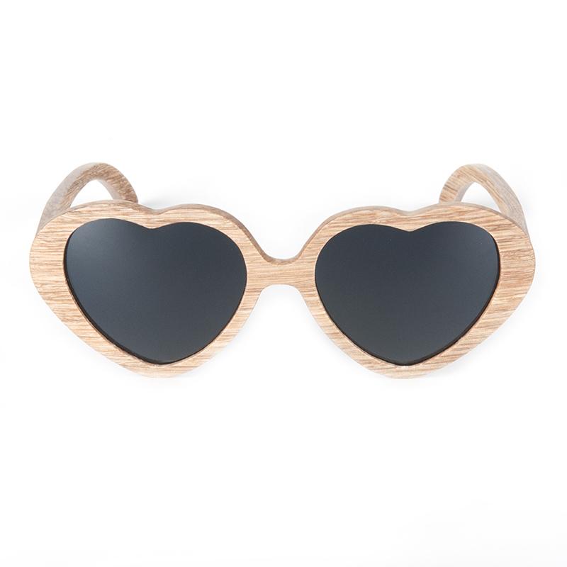 zcw-G044-Wooden Heart Sunglasses (4)