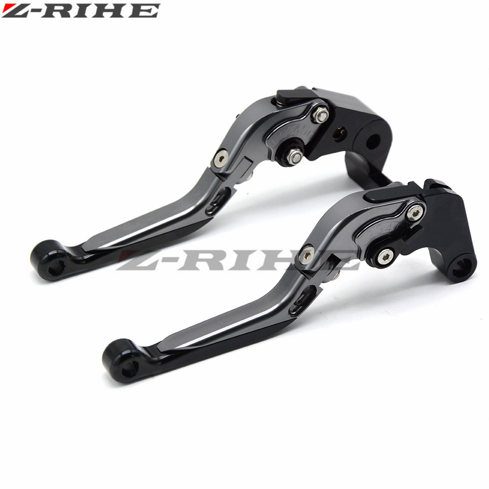 New Adjustable Foldable Extendable Motorbike Brakes Clutch CNC Levers FOR BMW R1200GS ADVENTURE 1200 GS 2004 2005 2006-2012 poems юбка длиной 3 4