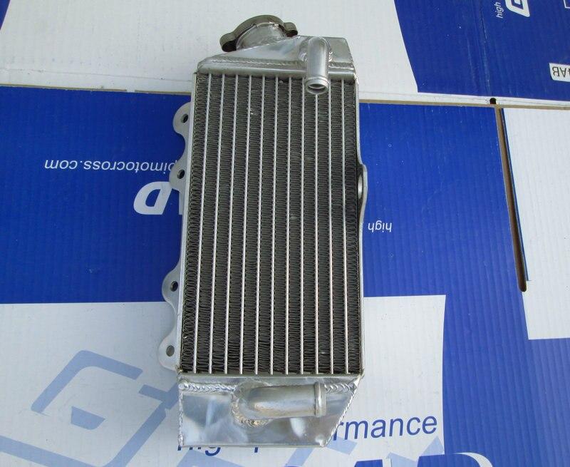 For YAMAHA YZ85 YZ 85 2002-2011 03 04 05 06 07 Aluminum Radiator Silicone Hose