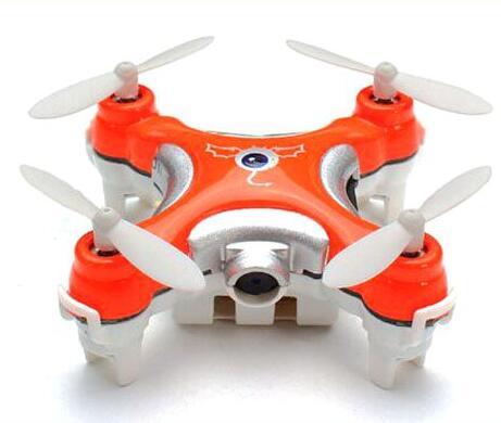 Original Cheerson CX-10C Drone With 0.3MP Camera 2.4G 4CH 6Axis Remote Control Toys Mini RC Helicopter Quadcopter Drone Ar.drone