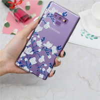 100pcs Case For Samsung Galaxy Note 9 Case Cover Silicone Coque For Samsung Note 9 Cover TPU Fundas For Galaxy Note 9 Case Capa