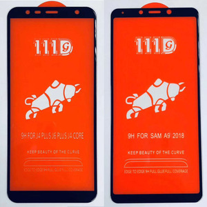 Image 3 - 50pcs עבור Xiaomi Redmi 9/הערה 8T/הערה 8 פרו/Redmi 8A פרו/7A/6A/Redmi 7/הערה 6 פרו/הערה 7 פרו 111D מלא כיסוי מזג זכוכית