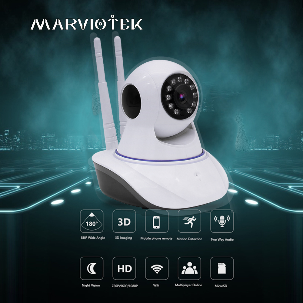 Home Security IP Camera Wi Fi Mini Wireless Camera Video Surveillance 720P 1080P Night Vision CCTV Camera Wifi Baby Monitor p2p hd wireless ip nanny wifi surveillance camera night vision p2p wi fi cctv ip camera home security baby monitor video camera