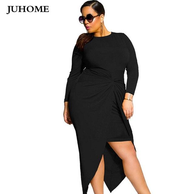 333ae49496a29c 2018 herbst Elegante Vintage Schwalbenschwanz Kleid Für Frau Sexy Tunika  Party Club Kleider Plus Größe 3xl