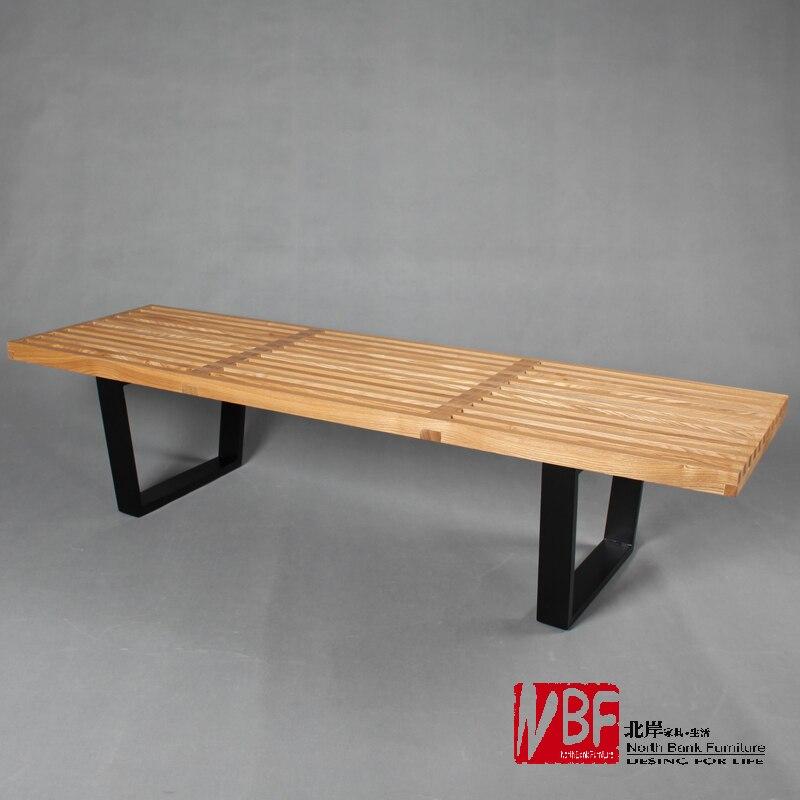 Norte Shore IKEA muebles taburete de madera banco extremo de la cama ...