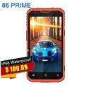Оригинальный № 1 Vphone M3 Мобильный Телефон Android 5.1 4 Г LTE Телефон 5 дюймов IPS HD 2 Г RAM 16 Г ROM IP68 Водонепроницаемый 4500 мАч батареи