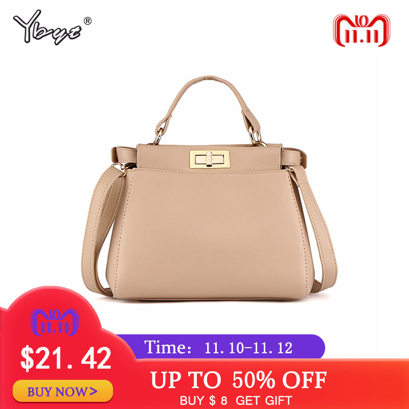 YBYT brand 2018 new fashion women satchels famous designer package female handbags shoulder bag ladies crossbody messenger bags shell small handbags new 2016 fashion brand ladies party purse famous designer crossbody shoulder bag women messenger bags