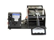 Economic mug heat press machine, mug photo printing machine, magic mug printing machine DX-021 ekra x4 printing machine 380mm squeegee