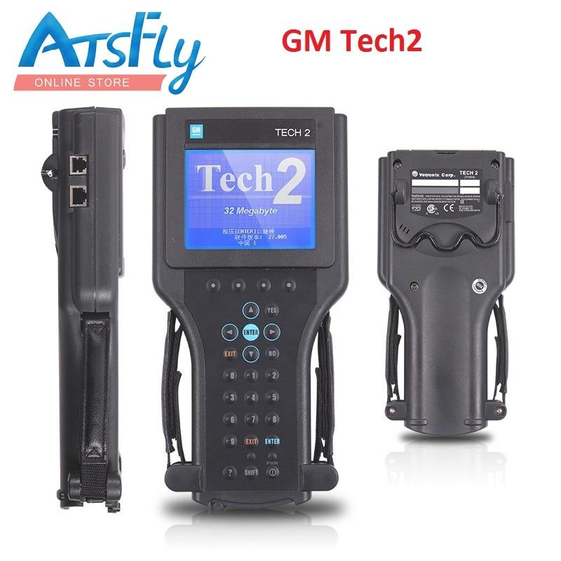GM TECH Scanner Main Unit and VCI Module For GM Tech2 Vetronix GM Tech2 Accessory Auto Diagnostic Tool Code Scanner