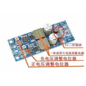 Image 2 - DYKB 30W DC DC Buck convertisseur tension 4.5 30V à ± 5V ± 9V ± 12V ± 15V 3A double sortie alimentation Positive à négative tension