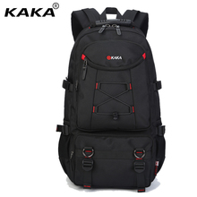 KAKA Fashion Men Women School College 15 6 Laptop Casual Backpack 2017 New Waterproof Military Backpacks