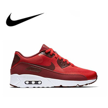 37b1c60bc Official Original NIKE AIR MAX 90 ULTRA 2.0 Men's Breathable Running Shoes  Sneakers Limited Classic Outdoor